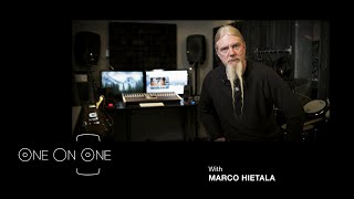 One on One with Marco Hietala (Nightwish) | Genelec 8351 Interview | English subtitles