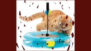 вяжем игрушки кошек