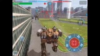 Walking War Robots Stream #5 on Samsung galaxy tab s3, snapdragon 820