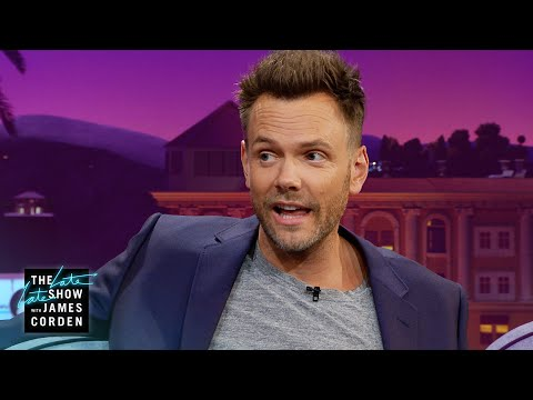 Joel McHale Scored Some TVs from the Sony Hack