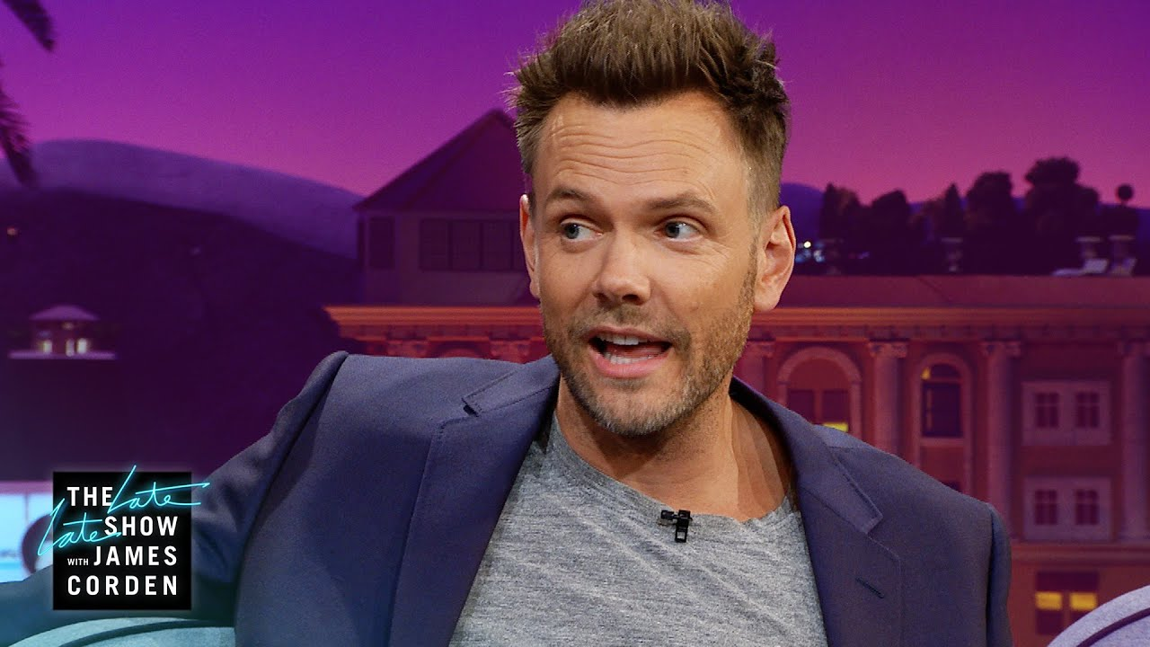 Download Joel McHale Scored Some TVs from the Sony Hack