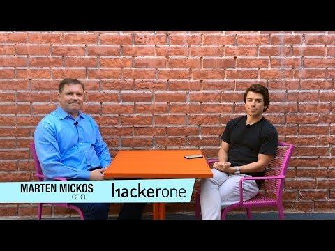 CEO of HackerOne Marten Mickos | Please Hold 29