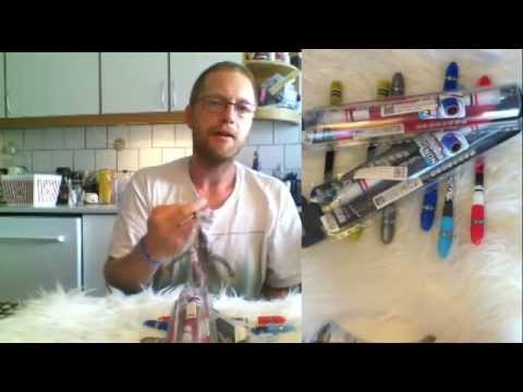 Pen Spinning | Spinning Pens (My Pens and Where do you buy?)