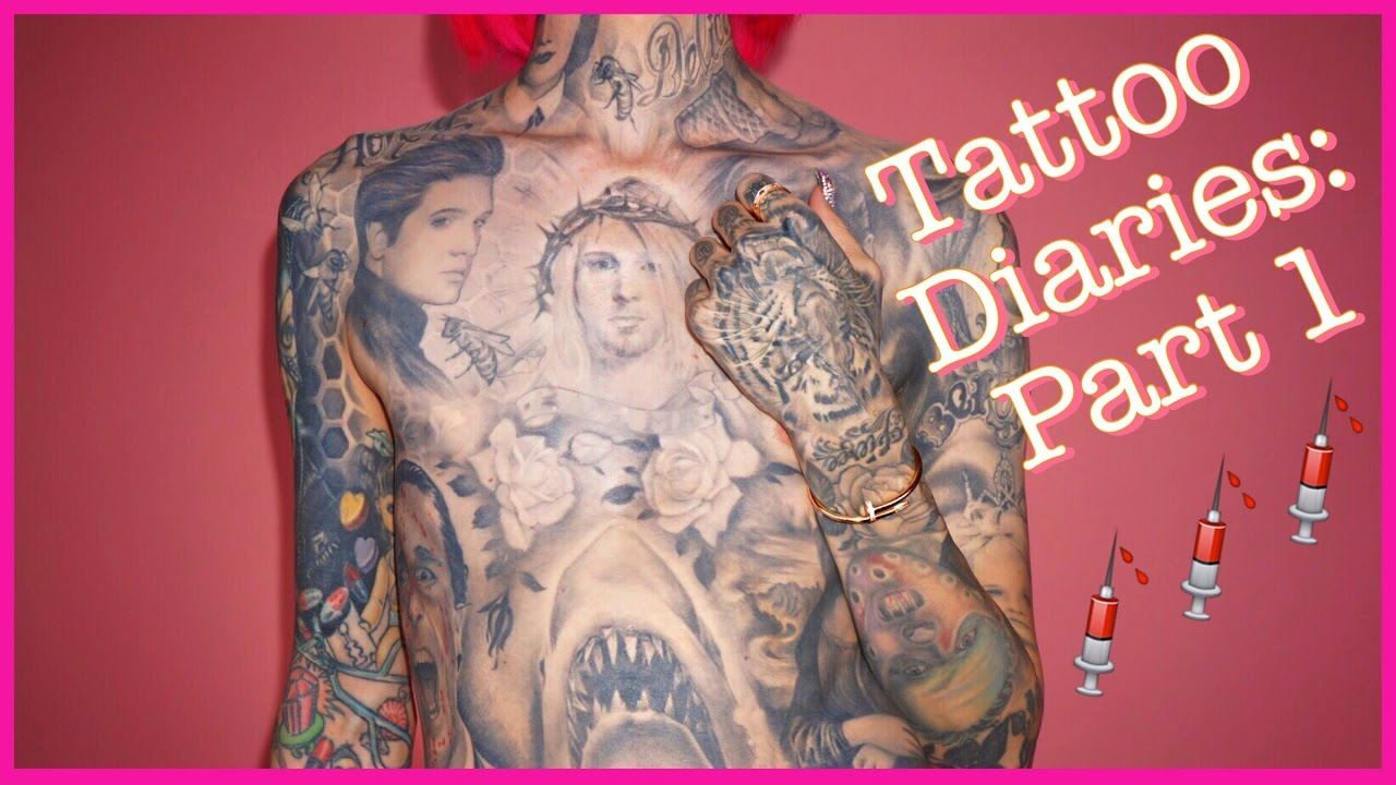 58474c62f THE JEFFREE STAR TATTOO DIARIES: PART 1 - YouTube