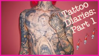 THE JEFFREE STAR TATTOO DIARIES: PART 1 by : jeffreestar