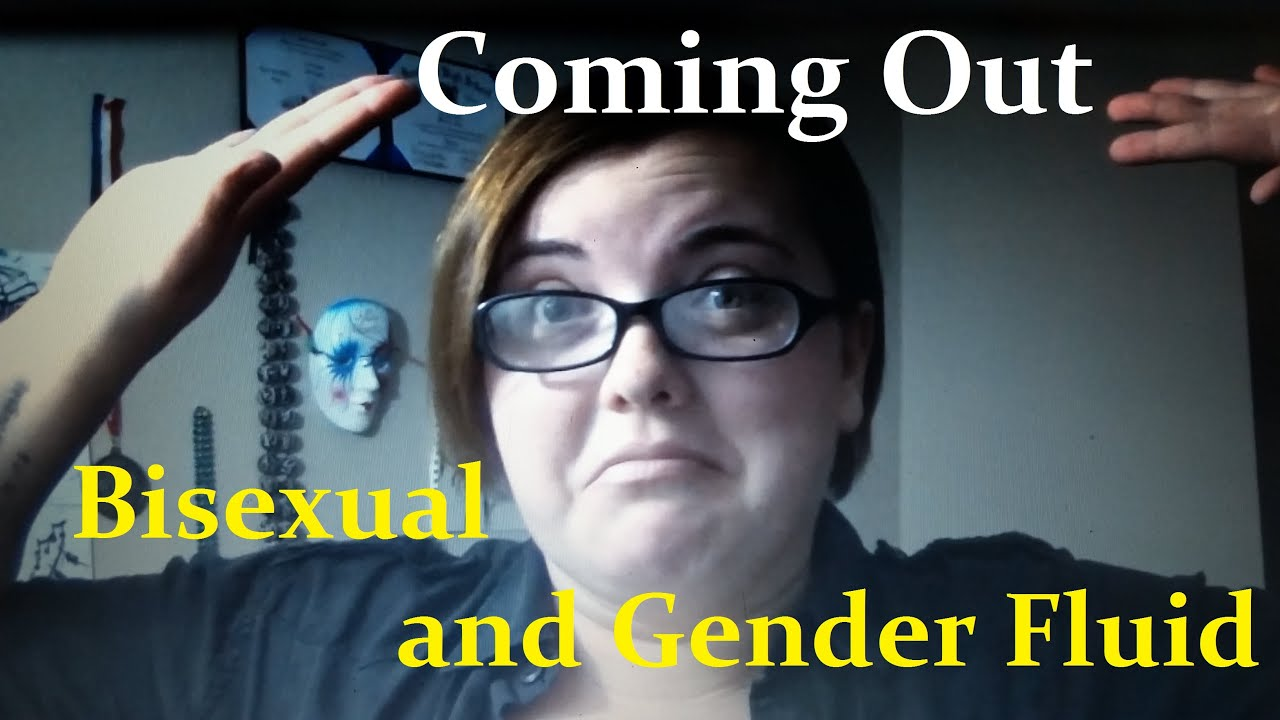 coming out story bisexual My