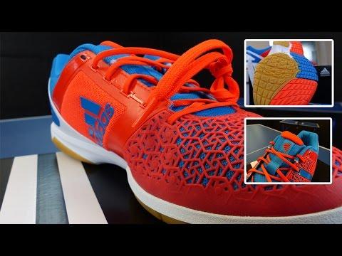 ChaussuresUnboxingamp; Courtblast Pro Tischtennis Adidas Review OPk0Nnw8X