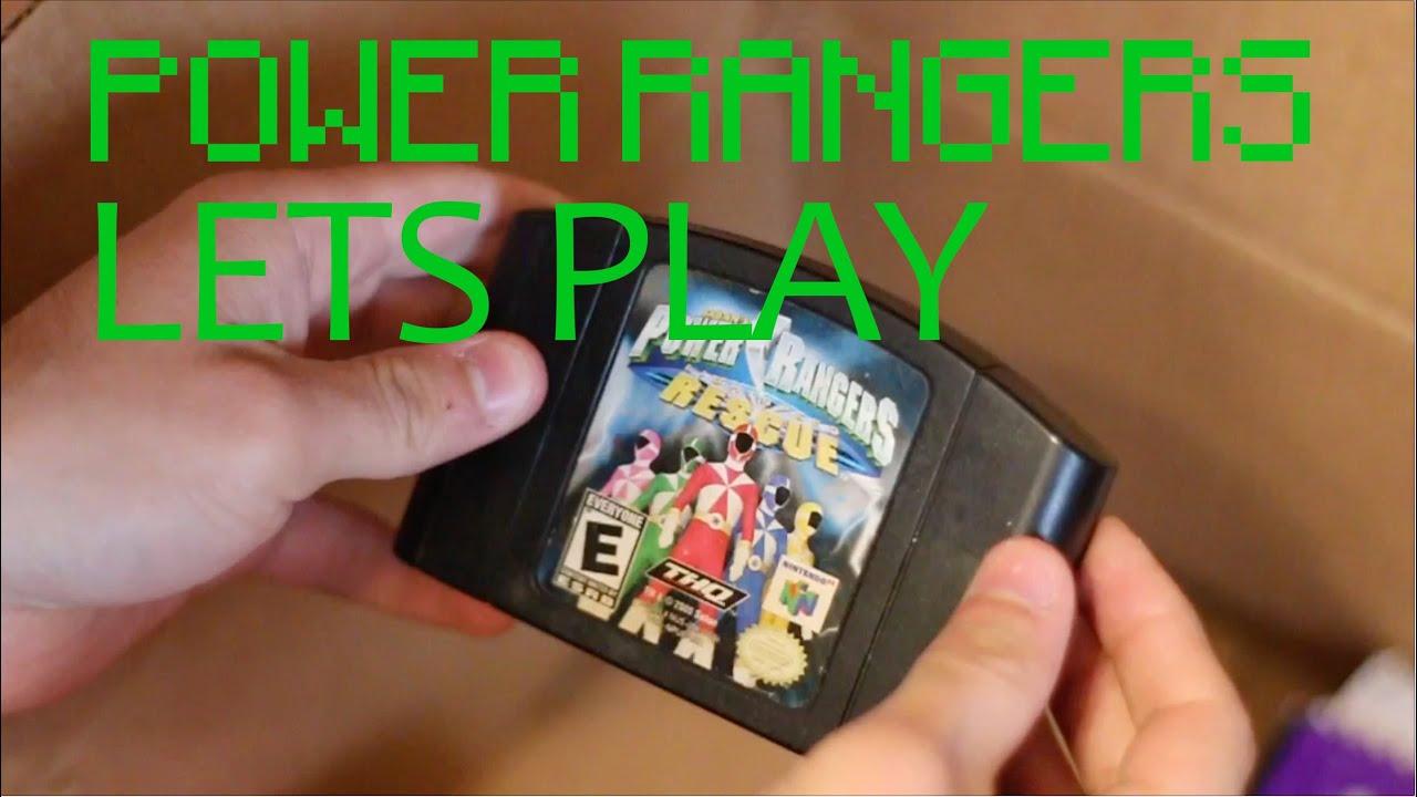 Download Power Rangers Light Speed Rescue