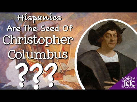 The Israeiltes: Hispanics Are The Seed Of Christopher Columbus???
