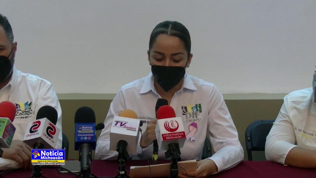 Michoacán presenta alrededor de 30 suicidios por mes: Claudia Griselle Sanhua Pérez