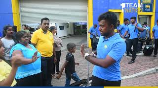 Sri Lanka Emerging Team Departs to South Africa