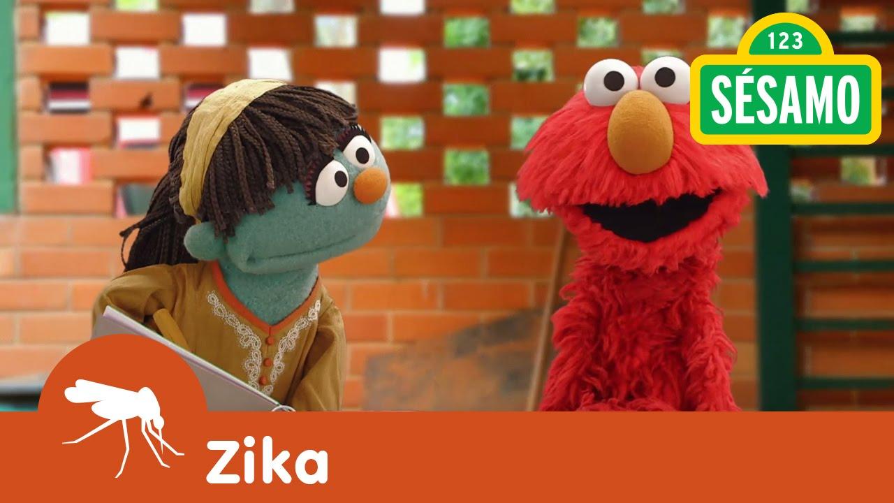 Elmos Vaccine Video Is Cutest Argument >> Elmo Joins Campaign Against Zika Virus