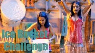 Ice Bucket Challenge! Бррр! Очень холодный вызов. Вызов Принят