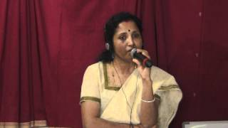 Aadi Vaa Katte sung by Usha Ravi