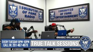 Young M.A Talks SleepWalkin & Independent Success w/ True Talk Radio (Interview)