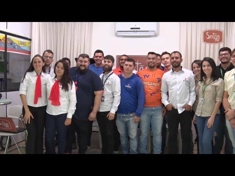 SerTão TV realiza encontro de integração com colaboradores da Brisanet de Quixeramobim