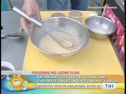 How to Make a Leche Flan