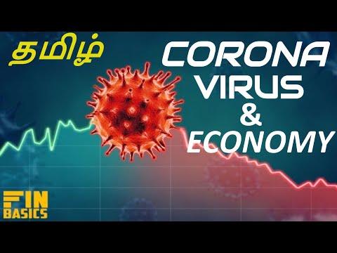 How CORONA Virus Affects Economy? | கொரோனா வைரஸ்'ன் தாக்கம் |TAMIL | FIN BASICS|