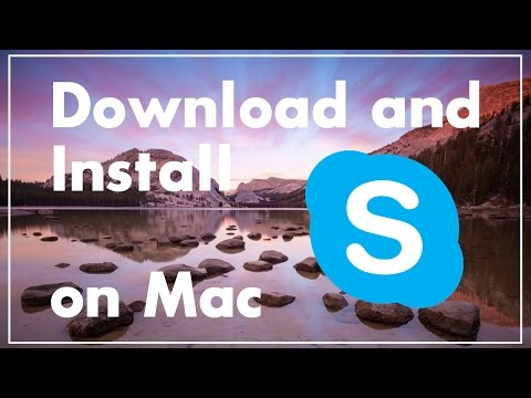 How To Download And Install Skype On Any Mac
