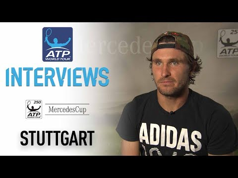 Zverev Discusses Emotions Of Haas Match At Stuttgart 2017