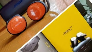 Bose SoundSport Free  VS Jabra Elite 65t  let the Tournament Continue