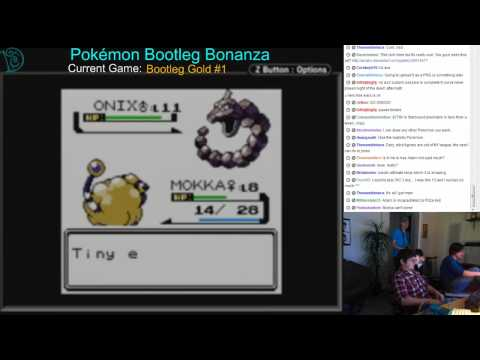 Pokemon Hong Kong Gold Version - Full