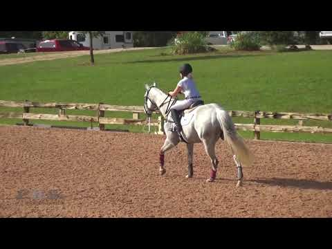 Claire Peters & Lacey Lou Freebush At Texas Rose Horse Park CCI/CIC & HT 2018