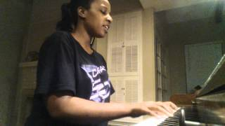 The Rest of My Life - Brian McKnight (piano cover)