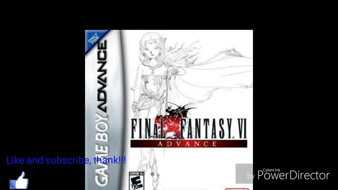 final fantasy gba rom download