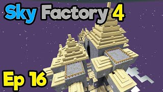 Twilight Forest Nightmare | Minecraft Modpack: Sky Factory 4 | Ep. 16