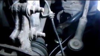 Установка СПУ на альмера класссик