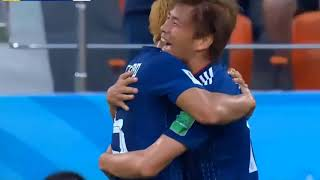 Japan 2 Senegal 2 World Cup 2018