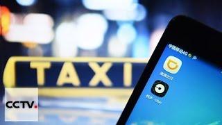 Онлайн-сервис такси Didi Chuxing подтвердил покупку бизнеса Uber в Китае