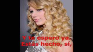 Taylor Swift - You Belong With Me (Spanish version) [LETRA Y MP3 GRATIS]
