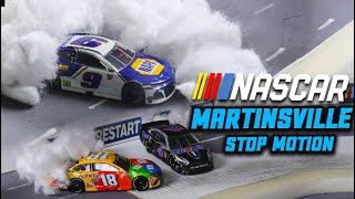 Stop Motion: Walk-off win, Championship 4 berth for Chase Elliott | NASCAR
