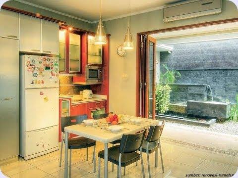 Desain Dapur Ukuran 3x2 Simpel,Praktis Dan Nyaman - YouTube
