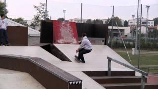Malas Skateboard Team at Cantù Skatepark thumbnail