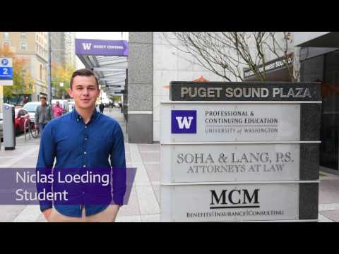 UW Downtown Location Tour
