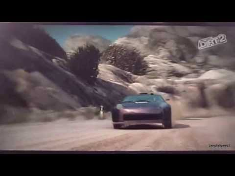 Colin McRae Dirt 2 Croatia Stage (cam) - Nissan 350Z