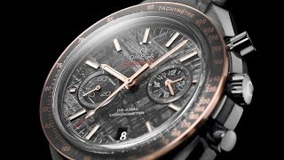 The OMEGA Speedmaster Grey Side of the Moon