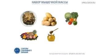 Смотреть Правильное Питание Для Набора Мышечной Массы - Питание Для Наращивания Мышц