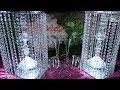 Dollar Tree DIY Lighted Chandelier