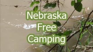Free Camping in Nebraska