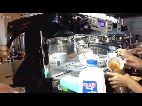 Asian Travel | Khmer Travel | Costa Cafe in Phnom Penh, Cambodia | Cambodia Travel