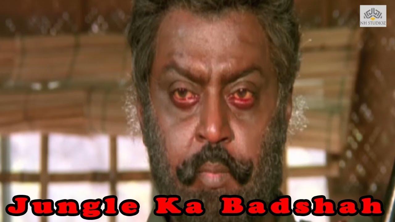 Jungle Ka Badshah || Tamil Hindi Dubbed Action Full Movie