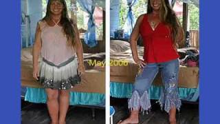 My 170 Pound Weight Loss Journey and Diet - Lose Weight Fast! - Sierra Goodman