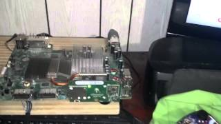 Configuration of Xbox 360 Phat Console Internal Memory Mod