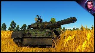 Russia's TOP DOG Just Got BETTER || T80BV (War Thunder Tank Gameplay)