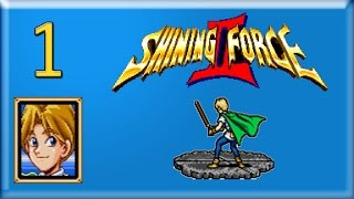 Let's Play Shining Force 2