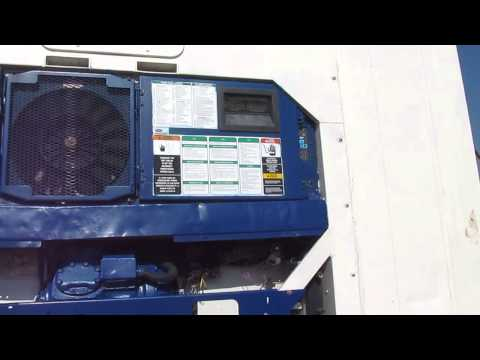 видео: Морозильная камера из рефконтейнера